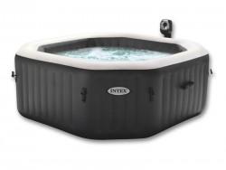 Jacuzzi dmuchane 4 osobowe Pure SPA DeLuxe z systemem wody słonej i podgrzewaniem