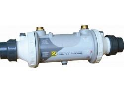 Tytanowy wymiennik ciepła 20 kW dla basenów do 50m3 Zodiac Heat Parametry techniczne