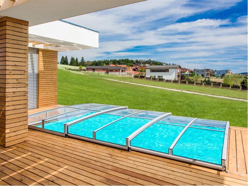 quattro a b fertigpool f r den garten g nstig kaufen pool f r den garten schwimmbecken mit. Black Bedroom Furniture Sets. Home Design Ideas