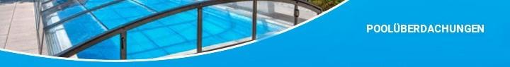Sonderangebot für alle Modelle der Poolüberdachungen!